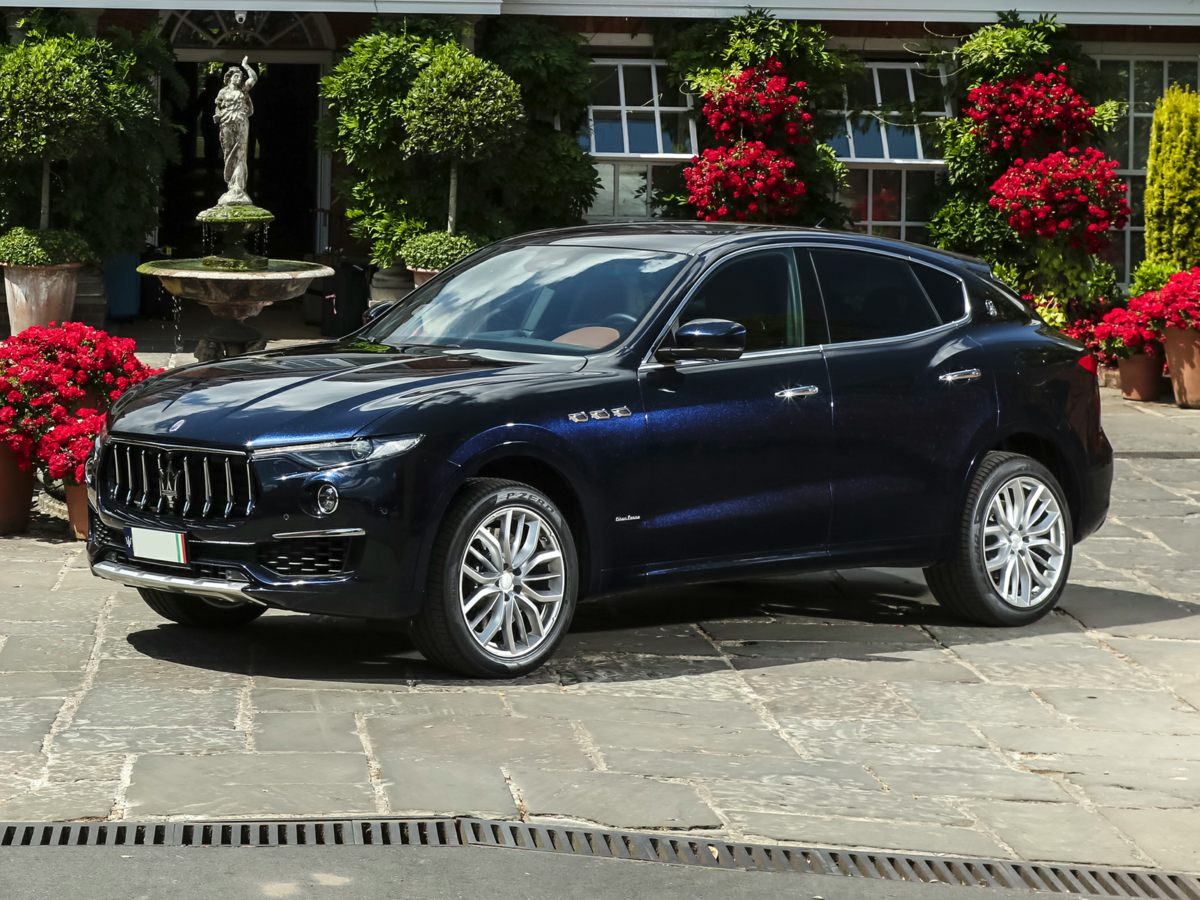 New 2019 Maserati Levante Base
