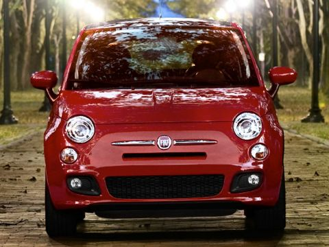 Pre-Owned 2016 FIAT 500 Sport